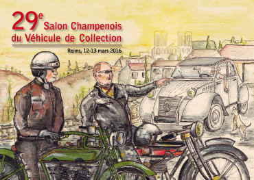 29e Salon Champenois du véhicule de Collection